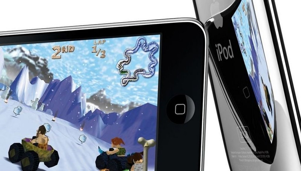 NY: Ipod Touch har fått bedre batterikapasitet.