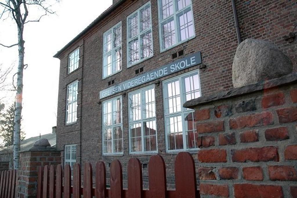 Grefsen videregående har flere ledige plasser. Arkivfoto