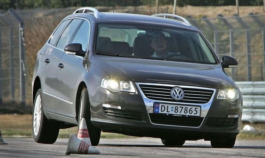 TESTET: VW Passat