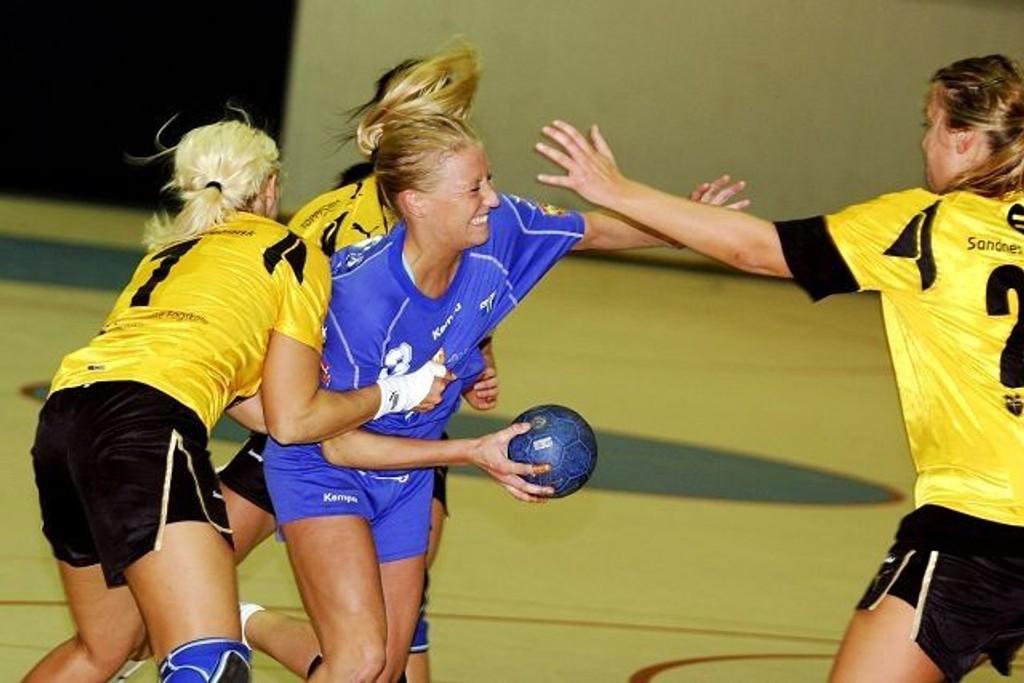 Sara Trier og Njård får en tøff oppgave i cupen.(Arkivfoto)