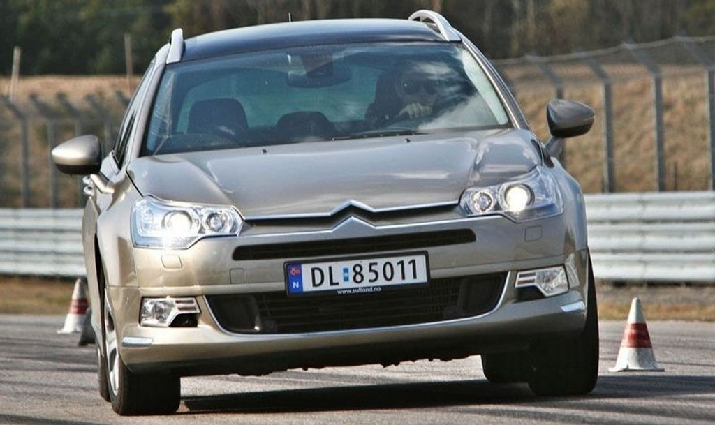 TESTET: Citroën C5