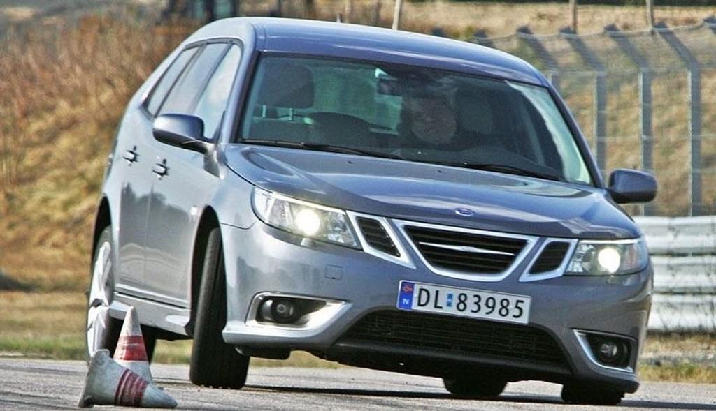 TESTET: Saab 9-3
