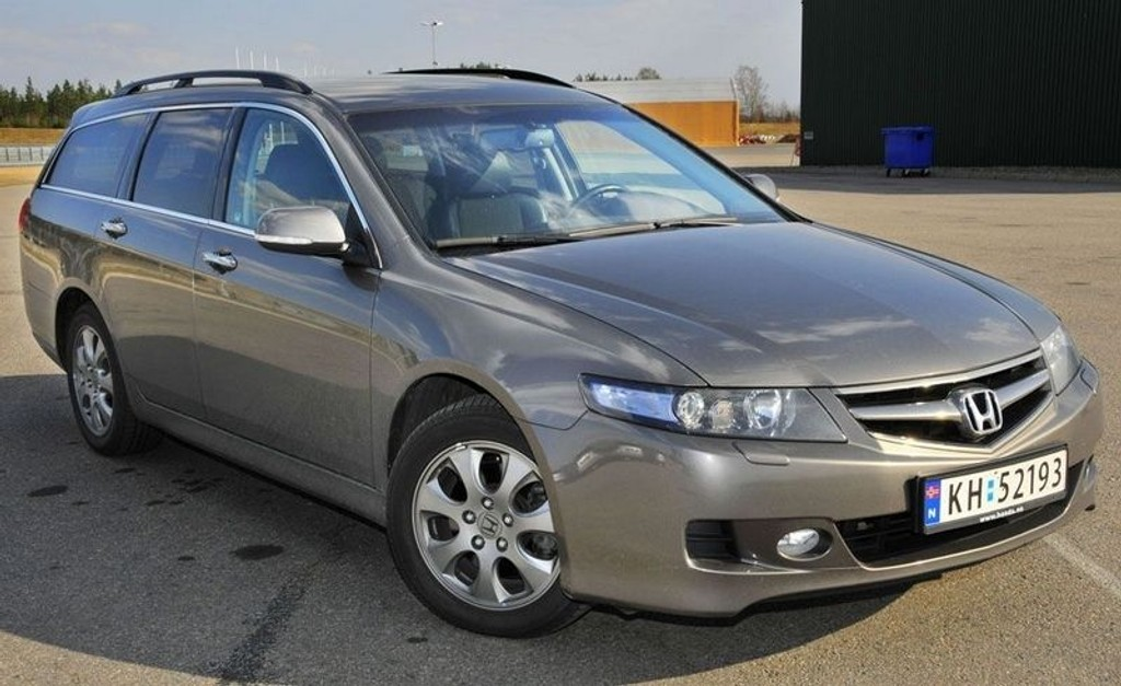 TESTET: Honda Accord