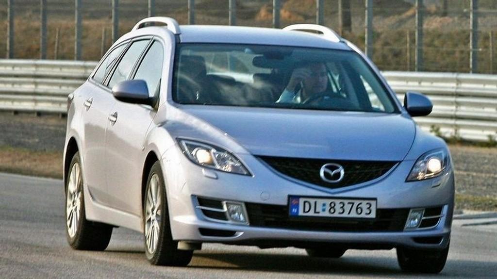 TESTET: Mazda6