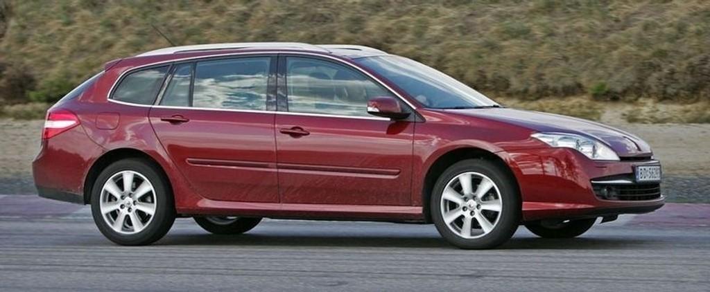TESTET: Renault Laguna