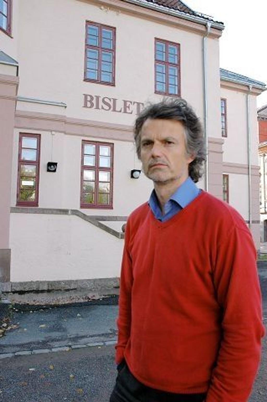 Erling Fossen mener det er altfor høye priser på Bislet Bad.