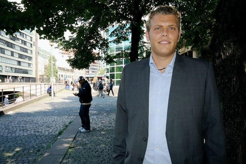 Jøran Kallmyr (Frp) vil heller bruke pengene til sprøyterom i feltpleien. ARKIVFOTO