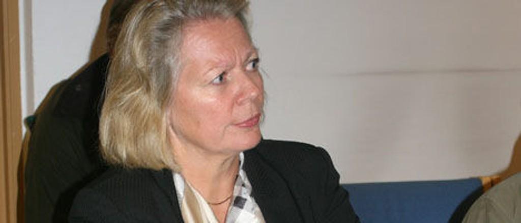 Kjersti Elvestad er ikke imponert over forslag til reguleringsplan for Sydhavna. Planforslaget er nå ute på høring, og i åpen halvtime sist torsdag oppfordret hun lokalpolitikerne til å engasjere seg i saken.