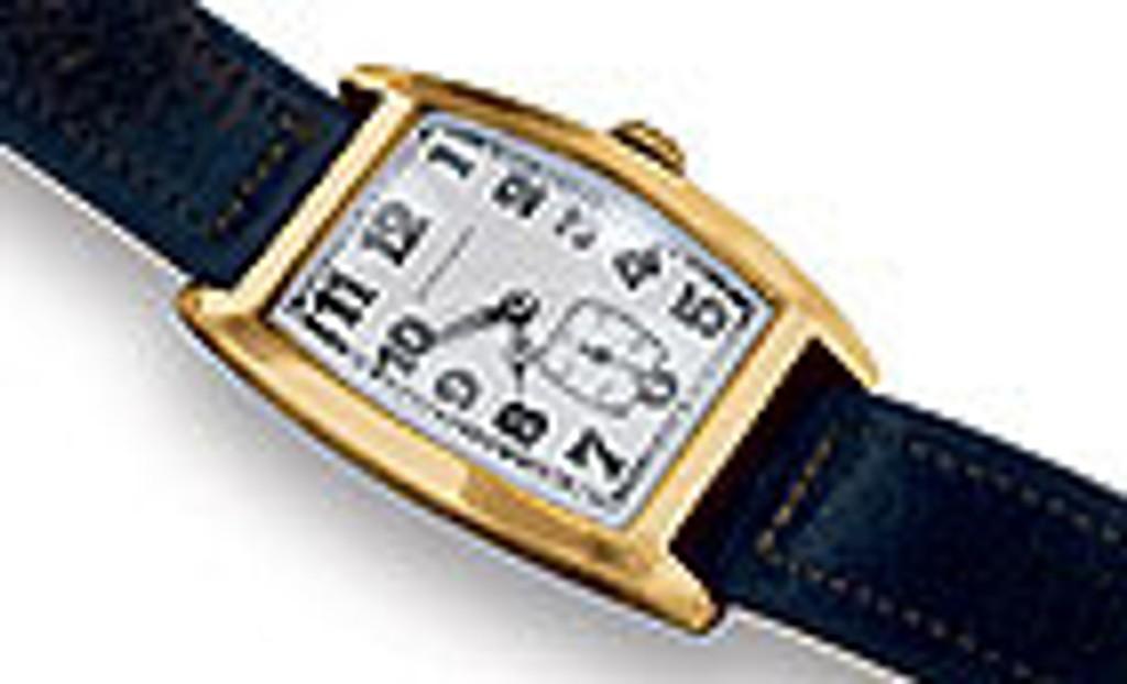 ALBERT EINSTEINs gamle gullur slo alle rekorder. Aldri før har en Longines fått et så høyt bud på en klokkeauksjon.