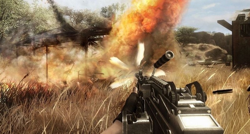 ANMELDT: Far Cry 2