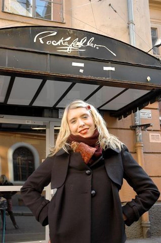 Fetsivalsjef Alexandra Archetti Stølen gleder seg til festivalstart tirsdag.