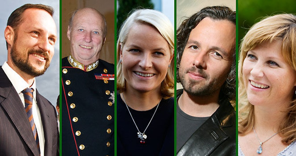 POPPIS: De kongelige har mange grupper på Facebook - men hvem av disse er mest populær?