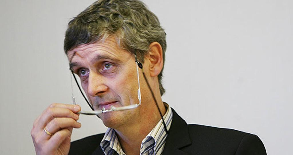 LEGGER NED FROKOST-TV: Kringkastingsjef Hans-Tore Bjerkaas har besluttet å legge ned frokost-tv etter over fire års sending.