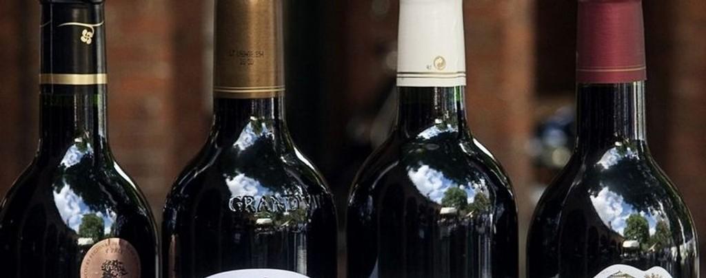 RØDT: Mye godt rødt i Vinmonopolets seneste vinslipp.
