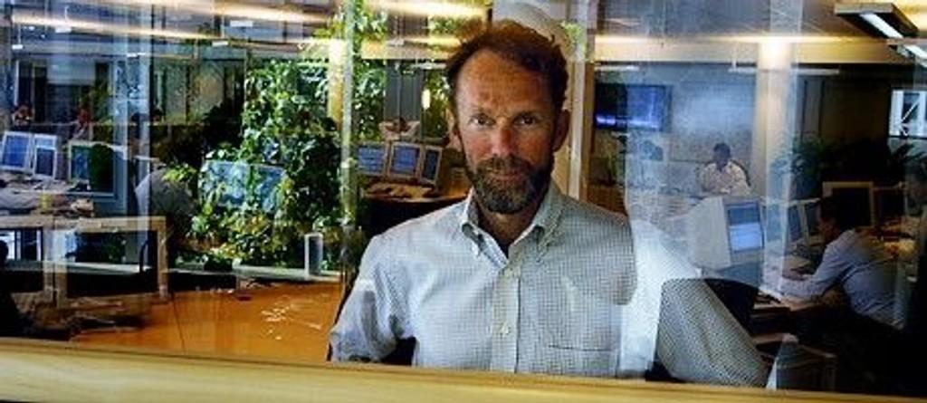 Harald Magnus Andreassen First Securities sjeføkonom