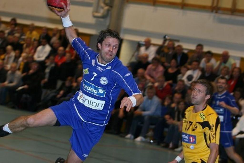 Marius Riise blir en viktig brikke i søndagens kamp mot Fram i Bækkelagshallen.