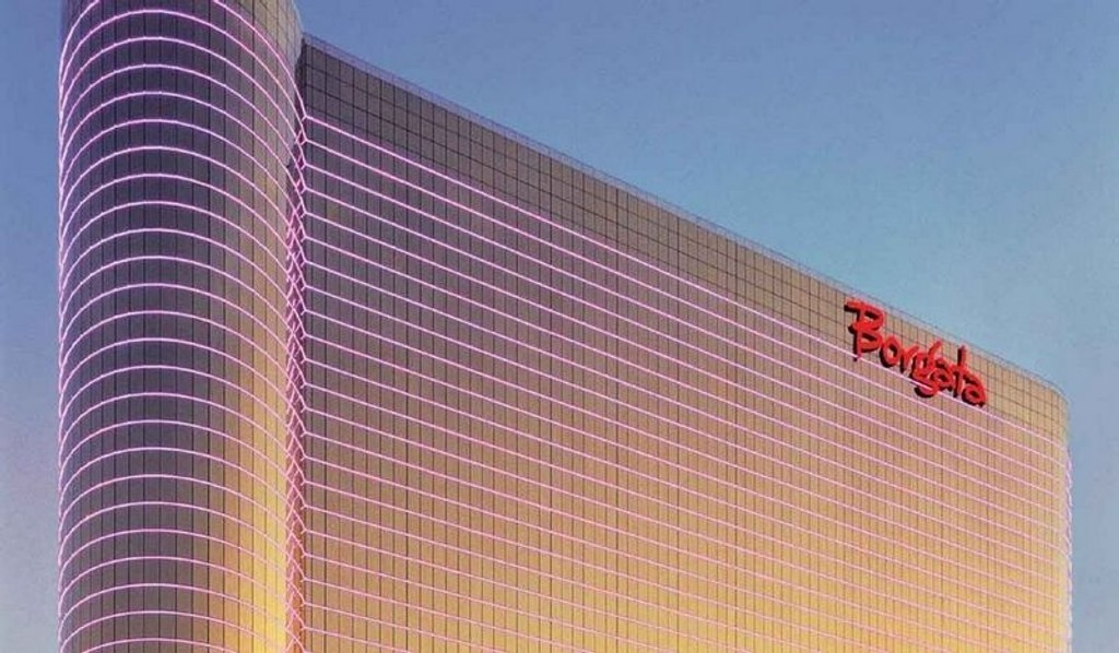 Luksushotellet Borgata det nærmeste man kommer topp Vegas-standard, mener Jan Olav Sjåvik, profesjonell pokerspiller.