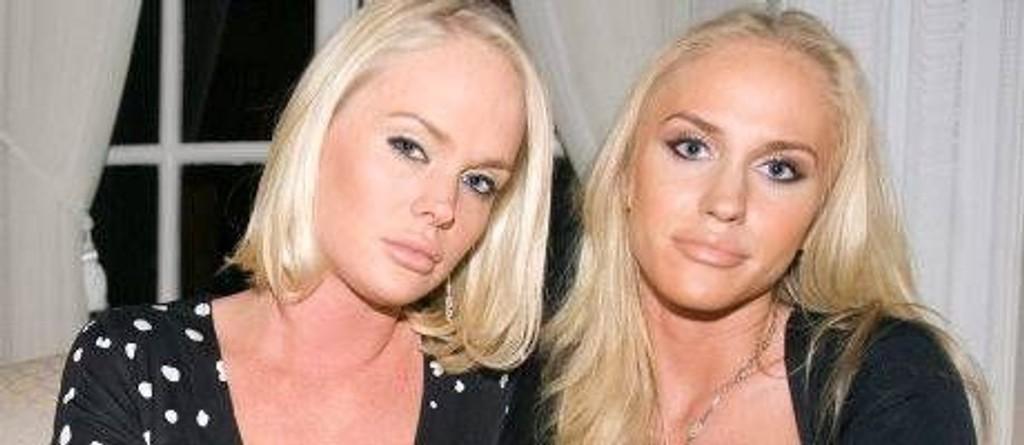Tvillingsøstrene Kathrine og Cecilie Fredriksen (24)