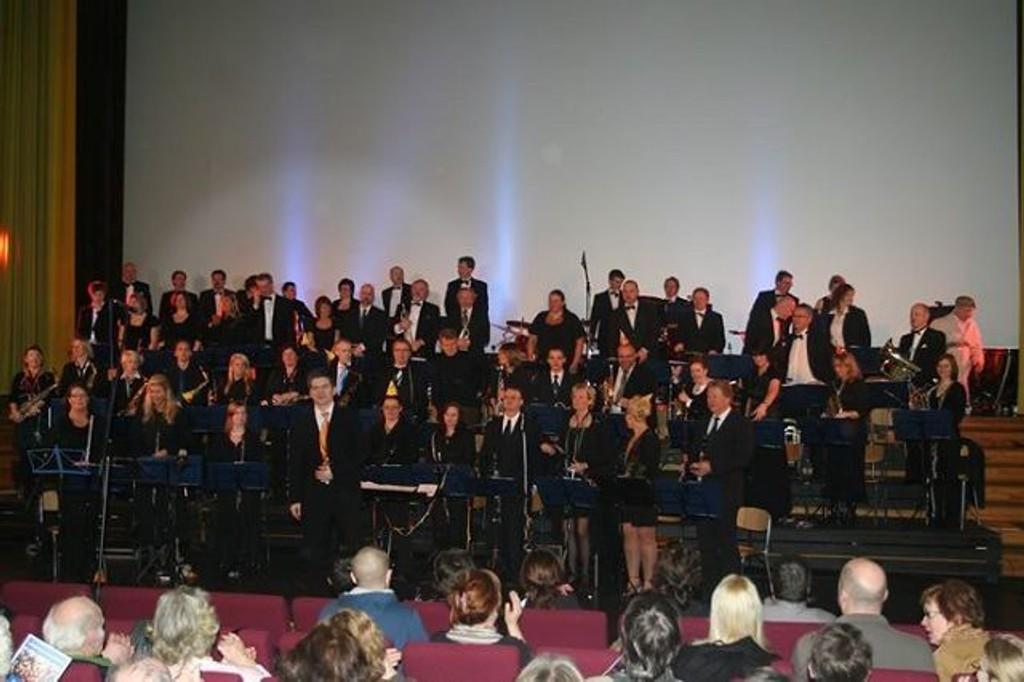 Lambertseter Ungdomskorps holder tradisjonen ved like og inviterer til nyttårkonsert, i år ikke i Symra, men på Abildsø.