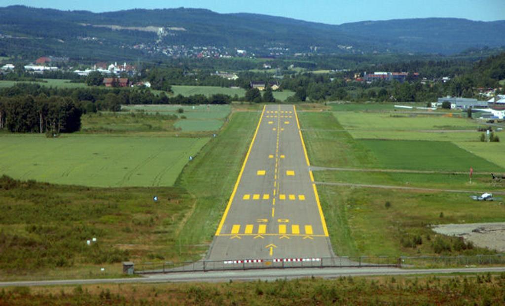 Kjeller flyplass