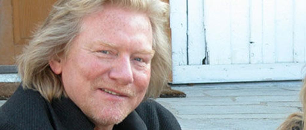 Fotograf Morten Krogvold fra Bøler kommer til Oppsal i kveld. Arkivfoto: TRINE DAHL-JOHANSEN