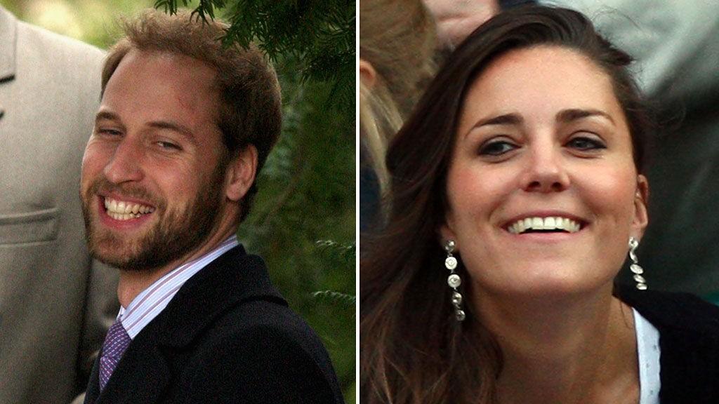 ROMANTISK MIDDAG: William tok med Kate på en romantisk utflukt ved elven Dee i Skottland før han reiser på RAF-trening senere denne uken.