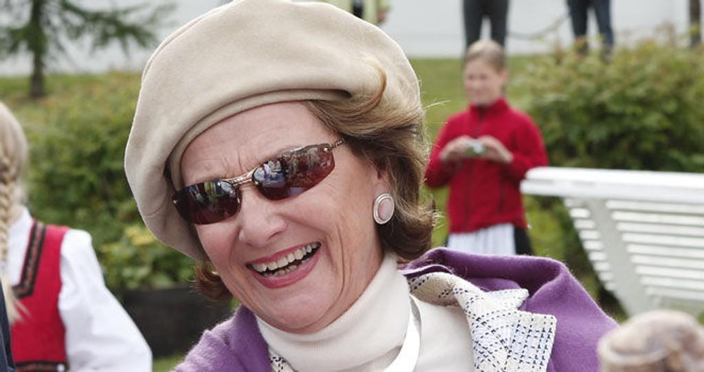 HURRA: Dronning Sonja fyller 71 år 4.juli.