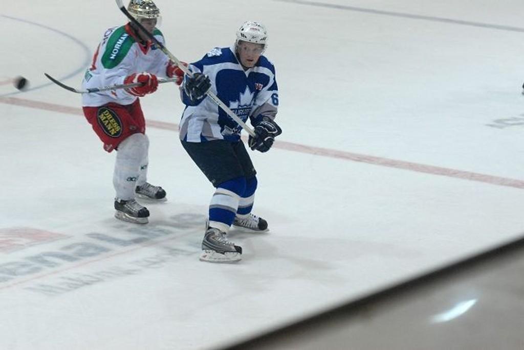 Christian Thygesen spilte for Furuset senest for en måned siden, men tirsdag var han med på å senke gamleklubben.