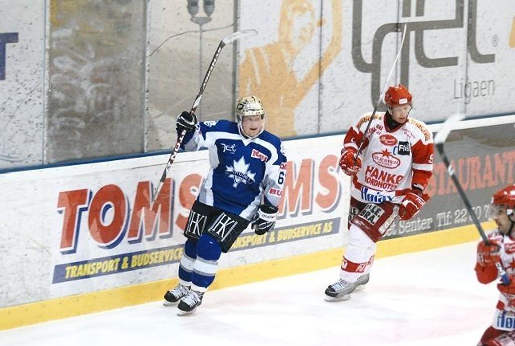 Christian Thygesen planla å skyte Furuset til topps da han kom til klubben i juni i 2007. Nå har han, med flere, forlatt Furuset etter at klubben fristilte alle spillerne i desember 2008.