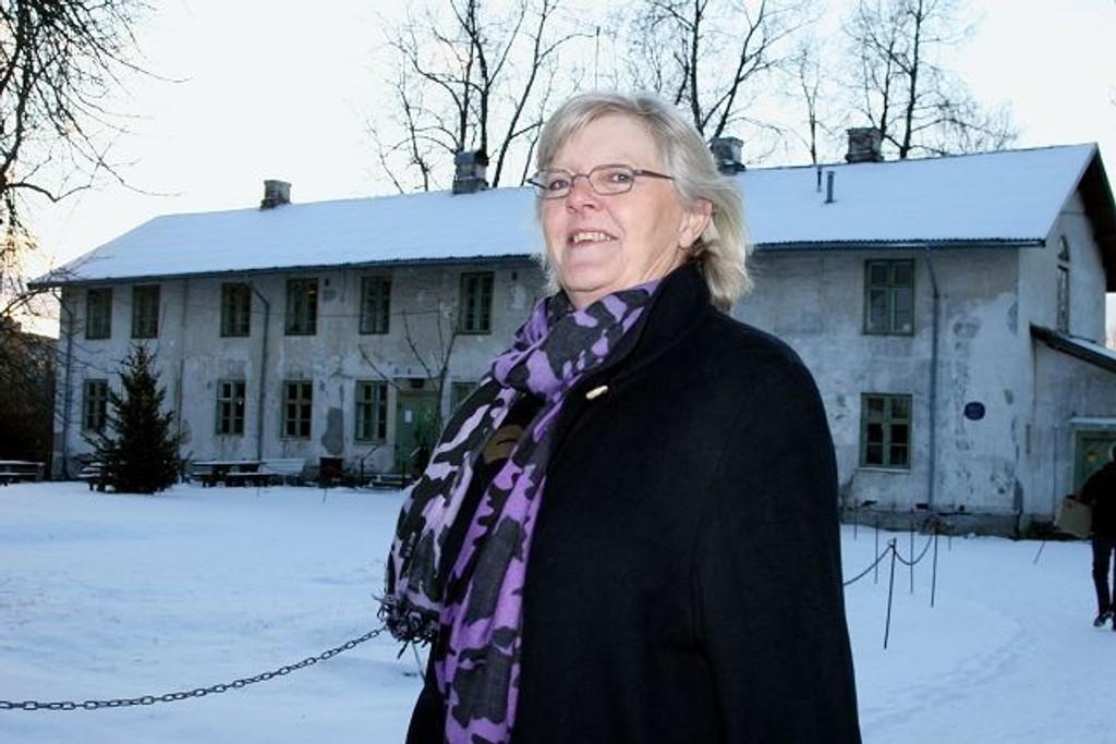 Inger Seim ble Årets Navn i Groruddalen i 2008.