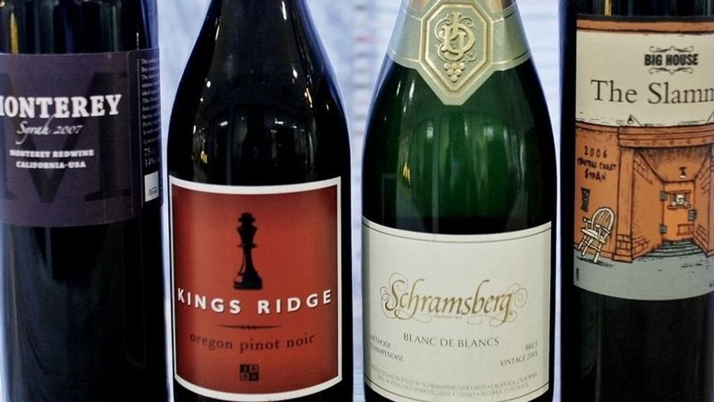 NEW DEAL: Vinprodusenter fra de mer kjøligere områdene i Oregon og California står i fokus under nyhetsslippet 10. januar.