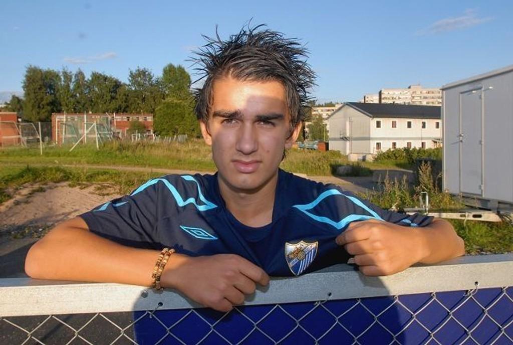 Morgan Kornmo kommer til å reise fra Norge til sommeren. Spørsmålet er hvilken klubb som kaprer den ettertraktede 16-åringen.