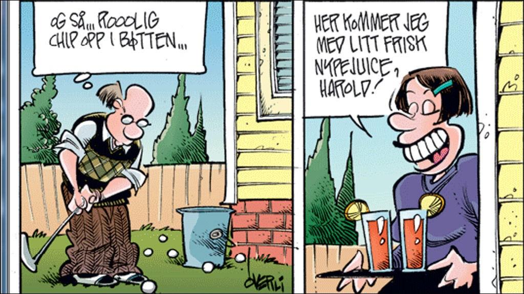 norske eskortepiker morsomme tegneserier