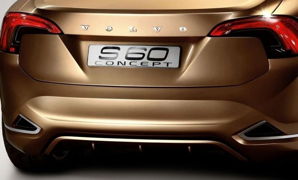 S60: Volvos designspråk det kommende tiåret.