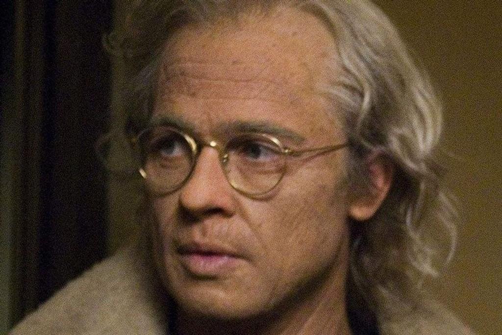 """GAMMEL KJENNING: I """"Den fantastiske historien om Benjamin Button"""" (premiereklar 23. januar) spiller Brad Pitt tittelfiguren som blir yngre og yngre."""