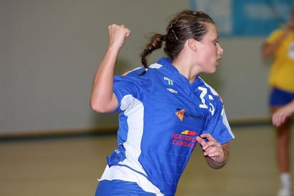 Nora Mørk førte an etter pause og sørget for at Njård rykket fra BSK, og til slutt vant 31-20 søndag kveld.