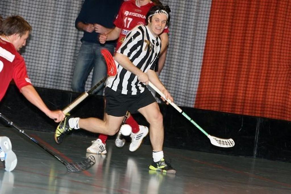 Martin Erhamre ble poengløs mot Greåker.