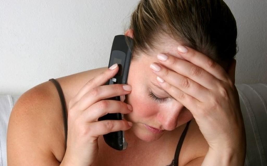 SORGFULL: Det er ingen vei utenom sorgprosessen, påpeker samlivsekspert.