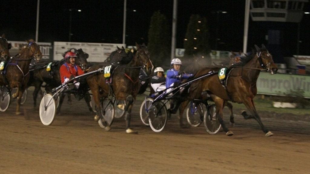 vinner på Jarlsberg 9.1.09