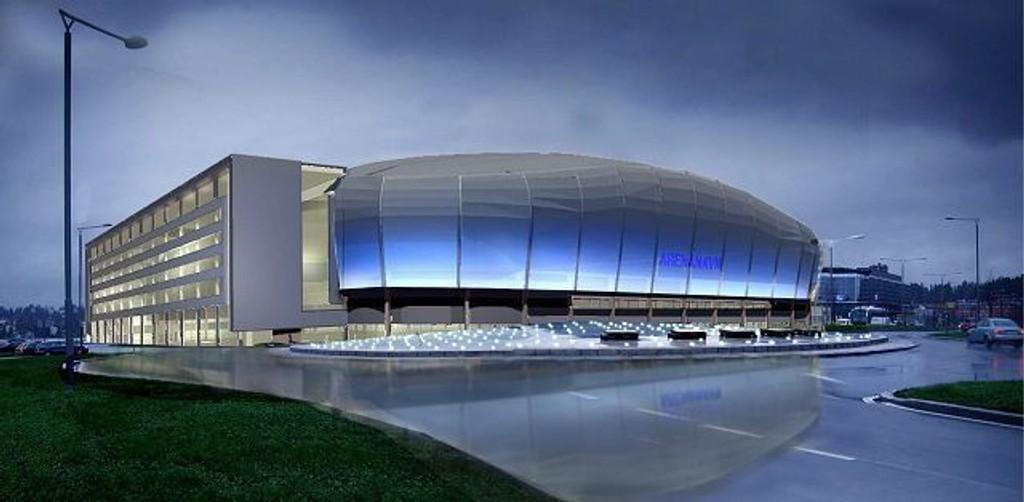 På nye Telenor Arena åpner fredag Arena Fitness, som skal trekke kunder fra Bærum og Oslo vest.
