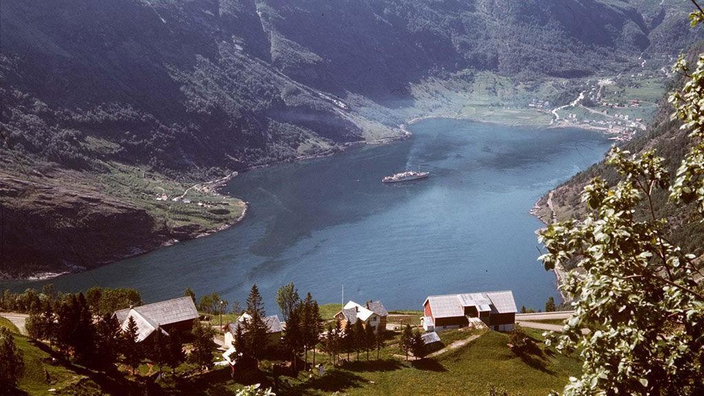 POSTKORT-IDYLL: Den idylliske fjorden er en av 261 kvalifiserte i kåringen av verdens syv nye naturunderverker.