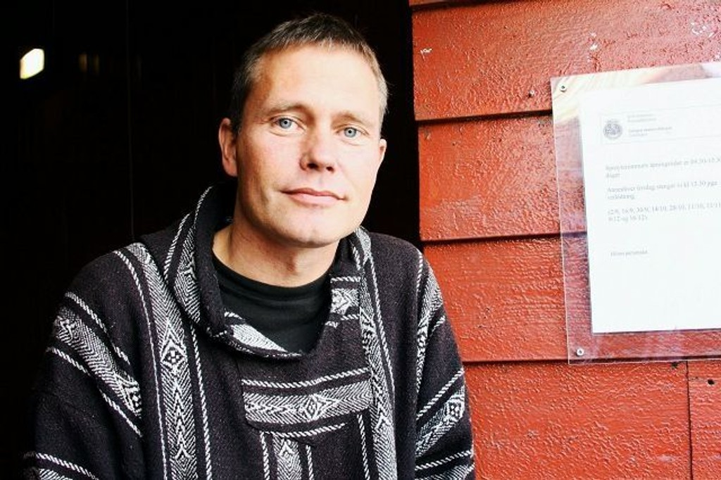 Arild Knutsen er fornøyd over at flertallet i bystyret støtter en permanent sprøyteromsordning.