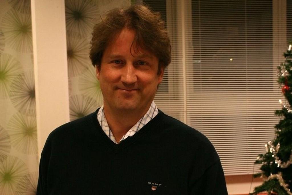 Kritiserer samarbeidet i bydelsutvalget: Jan Arild Linja.