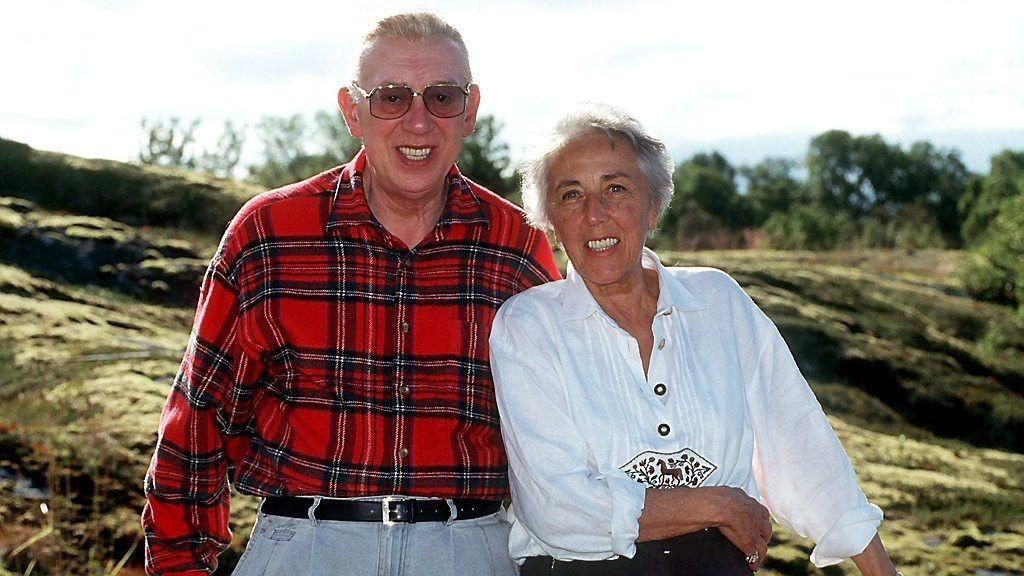 50 ÅR SAMMEN: Horst og Ursula fikk et langt liv sammen.