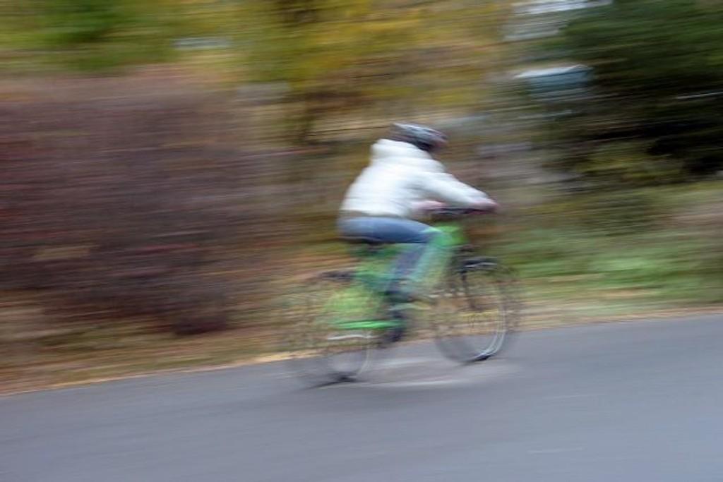 Samferdselsetaten jobber nå med mulig sykkelvei i Tåsenveien og Nordbergveien. Illustrasjonsfoto: Kristin Haga