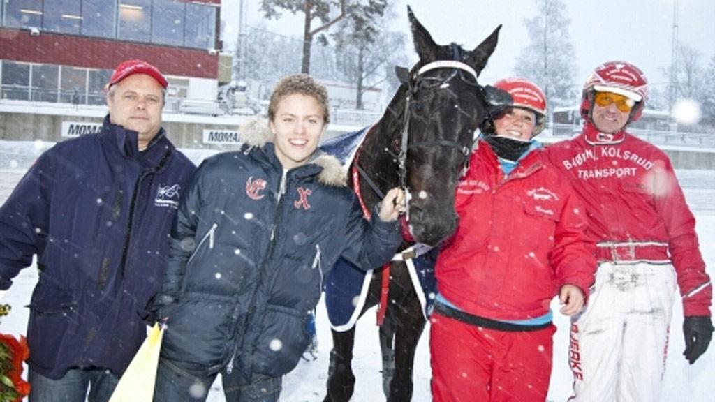 Maid For Tag er et av de norske håpene mot Bobtail lørdag