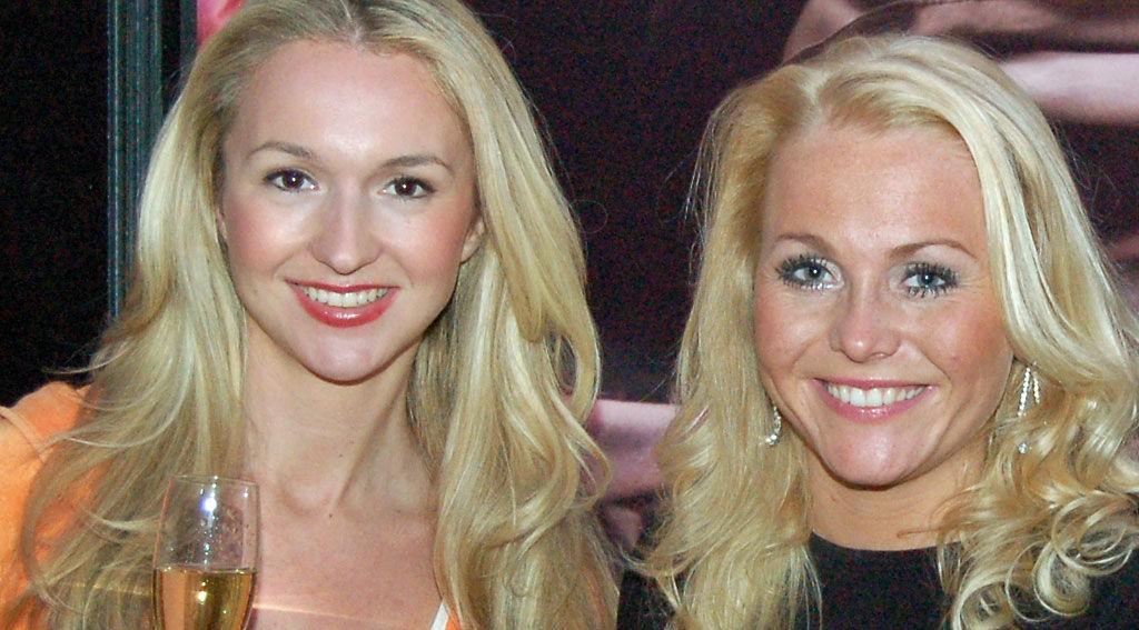 FESTET: Pia og Gyda gråt ikke over tapt pokerspill og koste seg med fest på Estorils kuleste nattklubb.