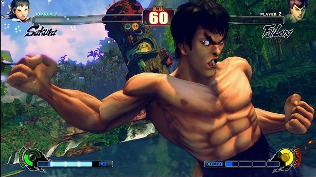 FIGHT: Slåssing blir ikke bedre enn Street Fighter IV.