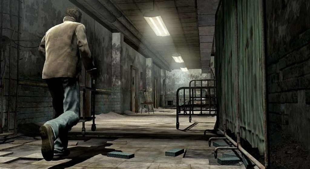 UHYGGE: Silent Hill-serien er tilbake, men klarer ikke å trumfe tidligere prestasjoner.