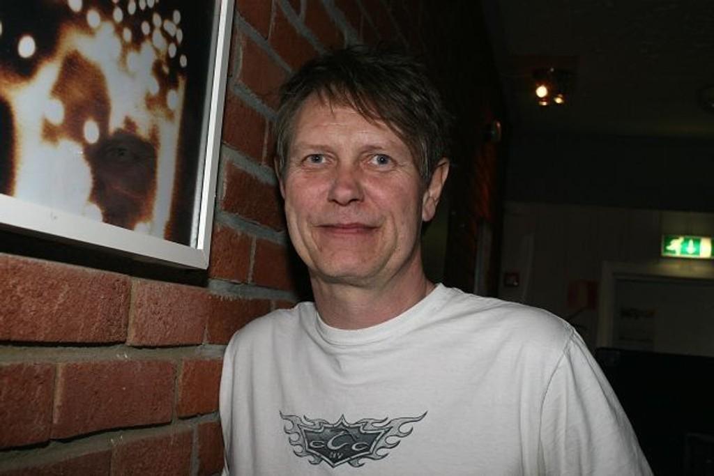 Rune Madsen vil løfte omgivelsene.